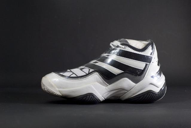 Adidas Top Ten Hi Shoes White
