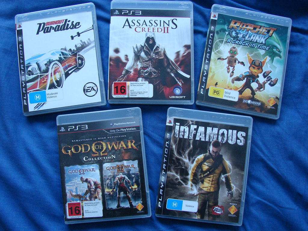 top ps3 games my top 5 ps3 games of 2009 yum9me flickr. Black Bedroom Furniture Sets. Home Design Ideas