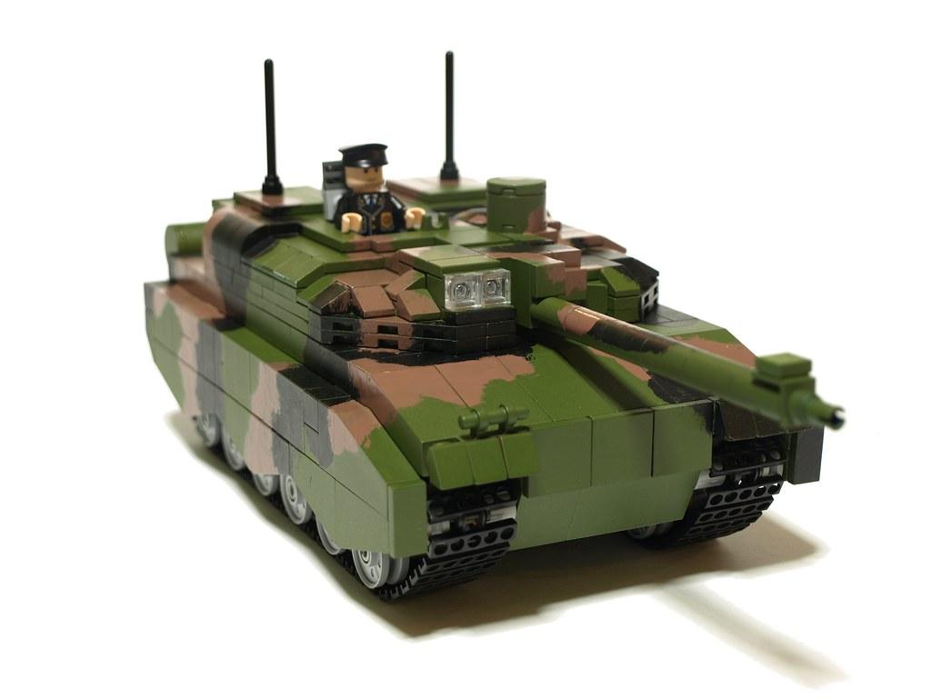 Get A Rate >> Leclerc AMX-56 Tank, (10) | Here is my new Leclerc AMX-56 ...