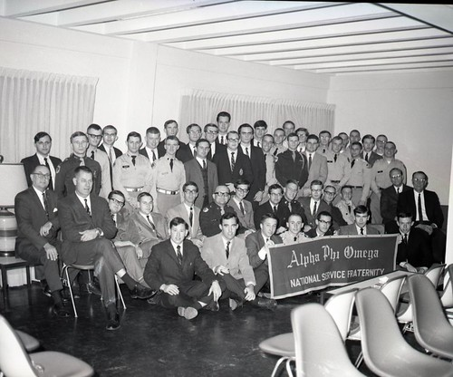 Alpha Phi Omega | by Cushing Memorial Library and Archives, Texas A&M