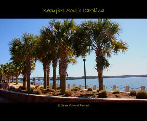 Beaufort South Carolina Landscape And Scenery Photograph