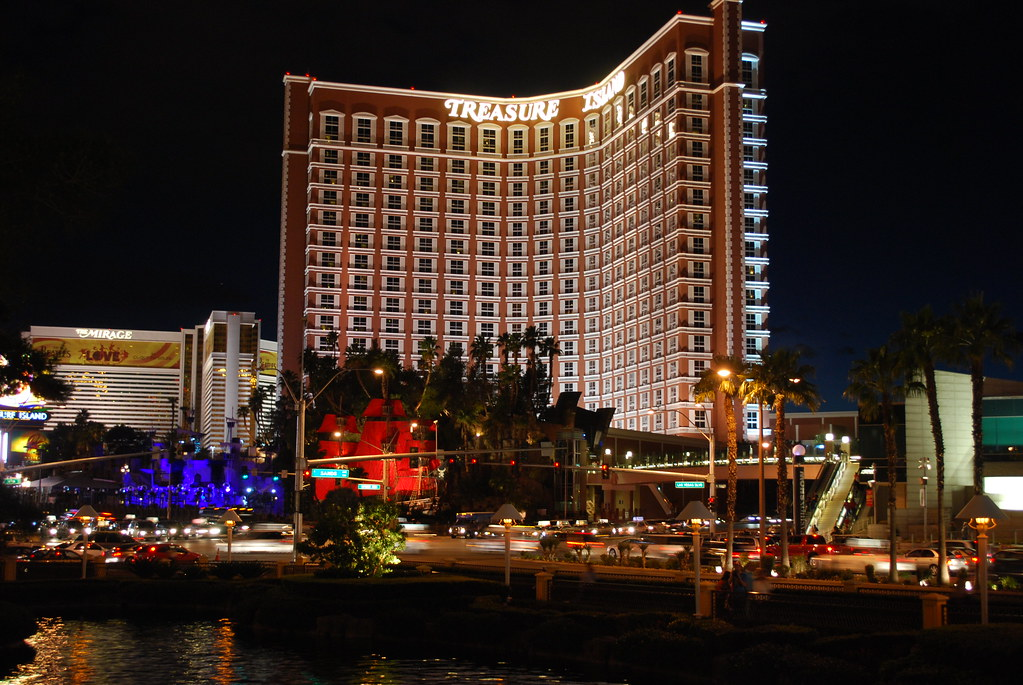 Treasure Island Las Vegas Room Reservations