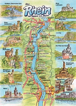 rhine river map with 4416585221 on Phantasialand as well 286 Schloss Drachenburg as well Tour group code besides Highlights Of The Rhine furthermore Düsseldorf.