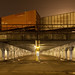 Shipping Containers, Underpass