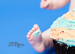Cake Smash Kaiden is turning ONE | by { Shelley } Photography