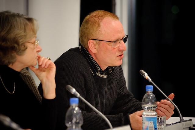 Sigrid Meuschel und Dr. Rainer Land