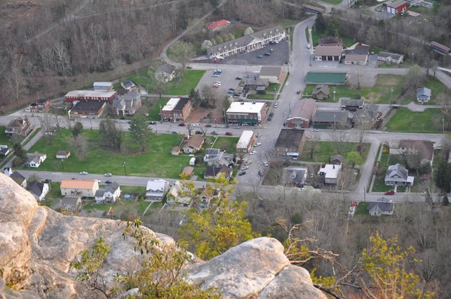 Town Of Cumberland Gap Tennessee Looking Into