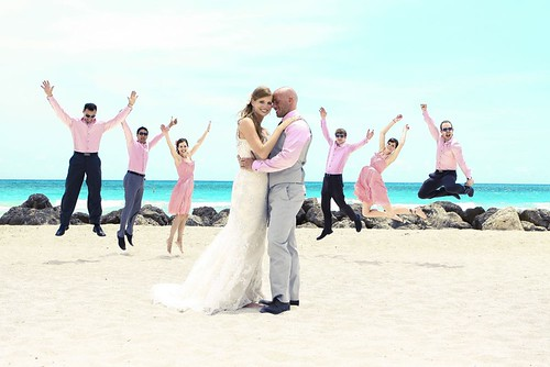 "Say ""I Do"" on The Palms Beach 