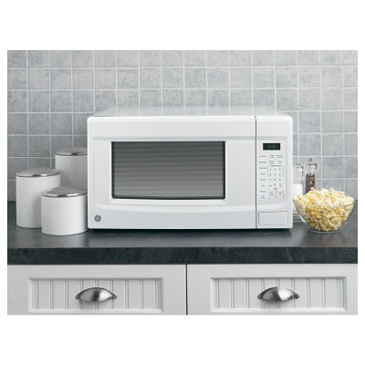 Ge Jes1460dsww 1 4 Cu Ft White Countertop Microwave Flickr