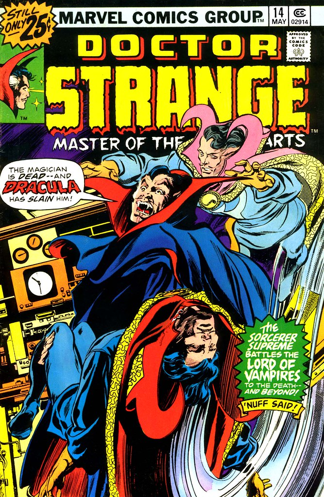 Doctor Strange 14