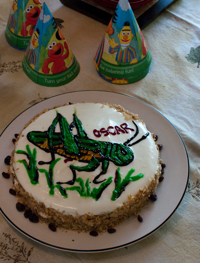 Birthday Cake Patrick Spongebob