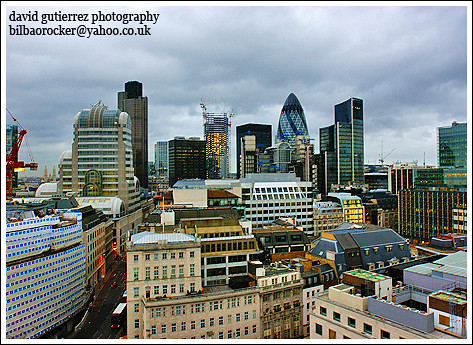 City of London | by davidgutierrez.co.uk