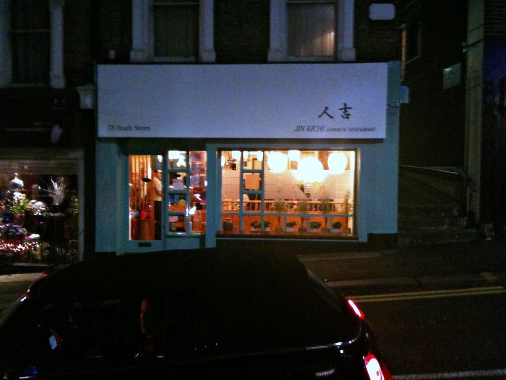 Japanese Restaurant Hampstead