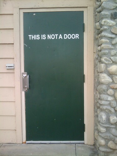 This Is Not A Door | by Kelson