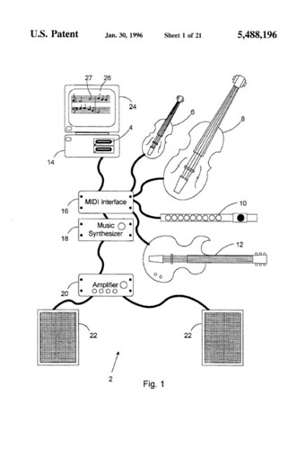 Synthesizer Wiring Diagram