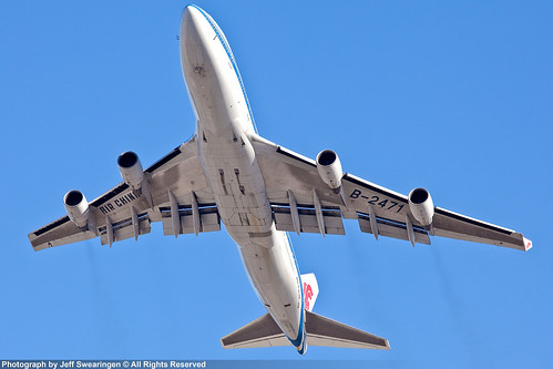 Air China 747-400M Combi ascending | by JeffSFO