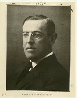 Woodrow Wilson, President of Princeton | by Woodrow Wilson Presidential Library Archives