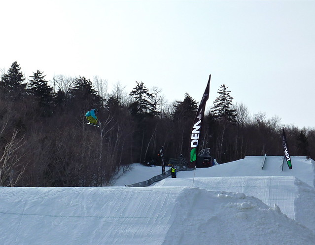 Dew Tour Snowboarding Schedule