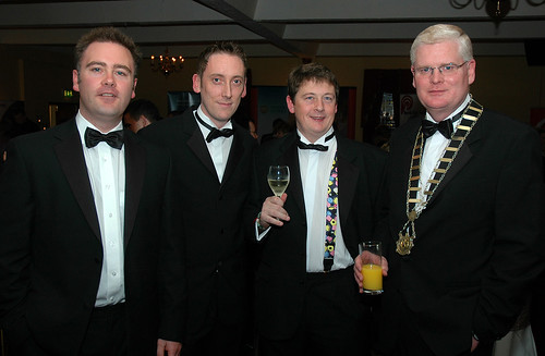 drogheda business awards at the boyne valley hotel