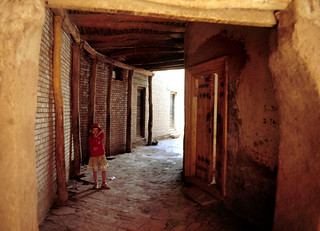 kashgar alley | by Xuan Che
