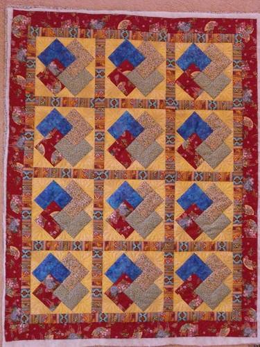 Winning Hand Quilt - 2009 | A quilt made from the Winning ...