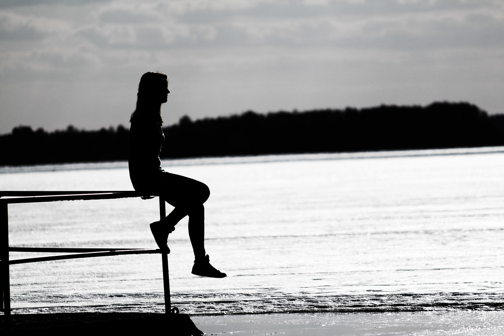 Lonely Girl  Fillee94  Flickr-5667