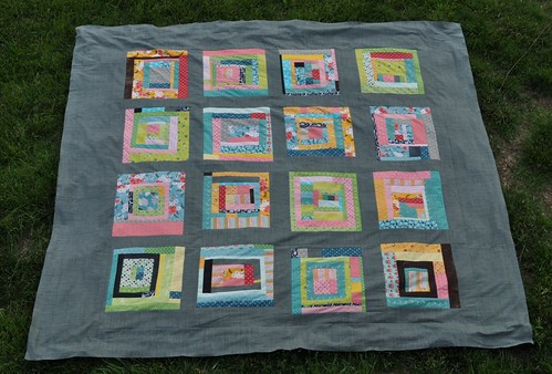 finished quilt top | by vickivictoria