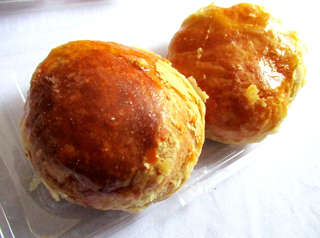 Hong Kong Puff butter biscuits