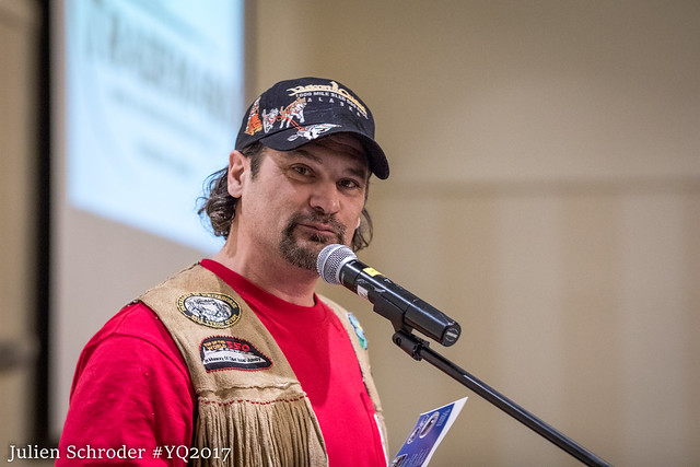 Hugh Neff (c) Yukon Quest