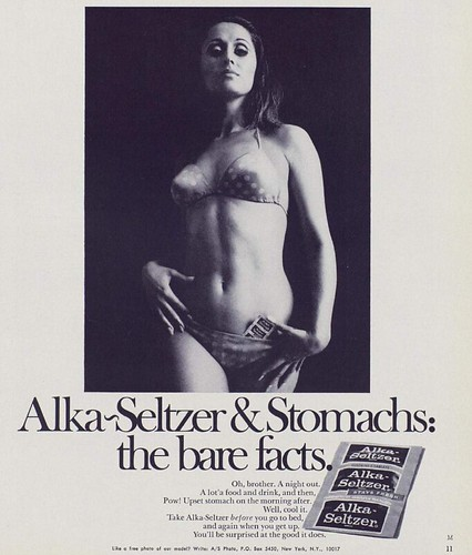Alka Seltzer '69 | by Scanagogo