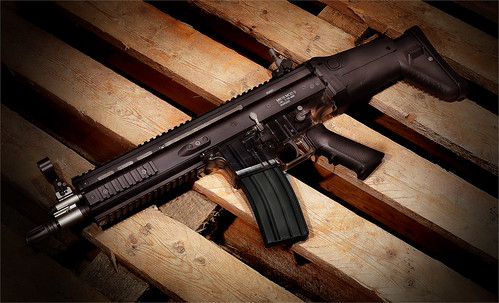 FN SCAR Assault Rifle (Light) 5.56 NATO | by brian.ch