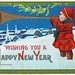 Wishing You a Happy New Year, 1909