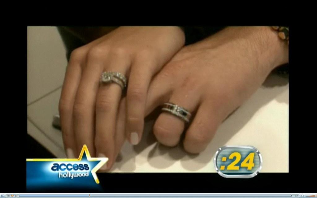 Kevin & Danielle\'s Wedding Rings   www.accesshollywood.com/t…   Flickr