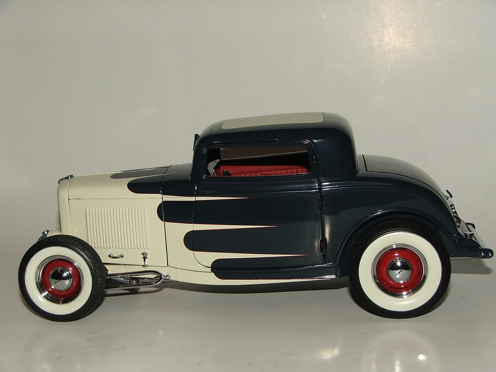 1/18 GMP Tom\'s Garage 1932 Ford Coupe Hot Rod | ITR862 | Flickr
