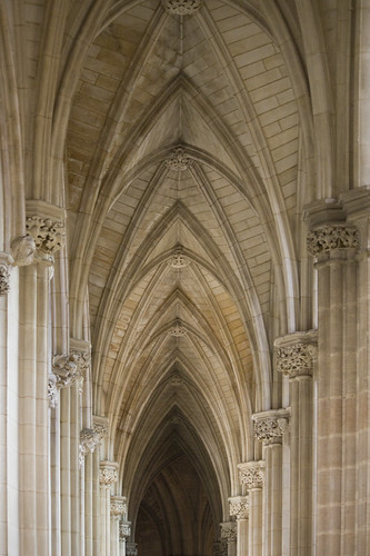 The Gothic Arch Quot Three Architectural Features Are