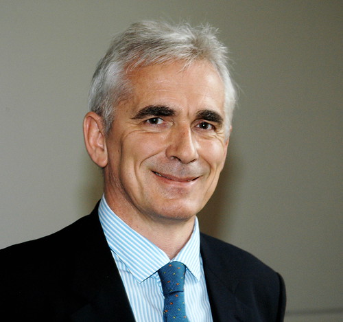 David Batt, Director of the Africa Partnership Forum Support Unit | by Organisation for Economic Co-operation and Develop