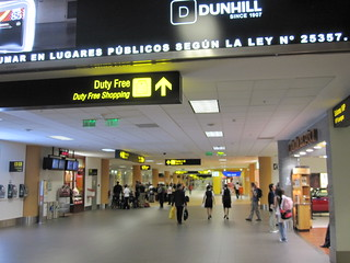 LIM Airport | by veganbackpacker