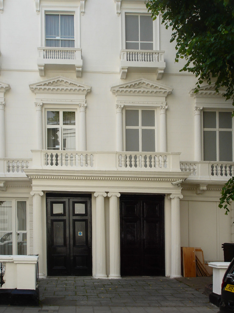 22 Amp 23 Leinster Gardens 22 And 23 Leinster Gardens Look