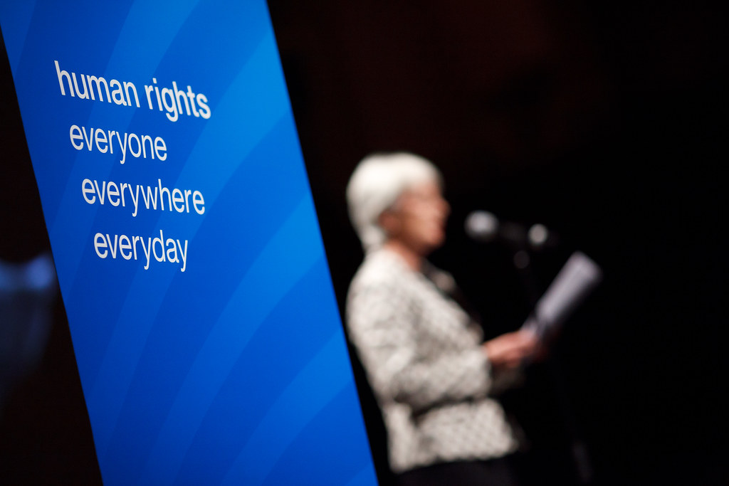 Human Rights - for everyone, everywhere, everyday | Banner