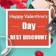 Valentine's Day Best Deals @ TomTop
