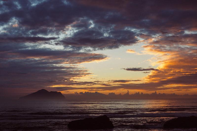 龜山島|Taiwan Yilan