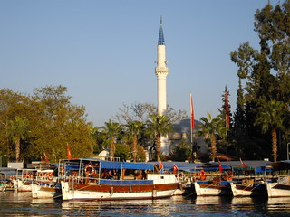 Dalyan's mosque | by Rev Stan