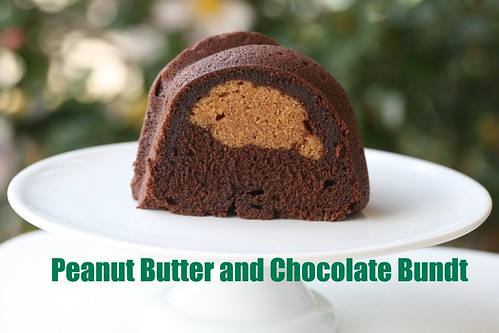 Peanut Butter and Chocolate Bundt - I Like Big Bundts | by Food Librarian