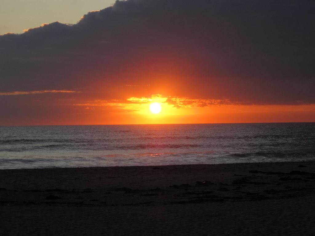 Get Free Credit Report >> Sunrise over Cocoa Beach, FL | laughingsquid.com/sunrise ...