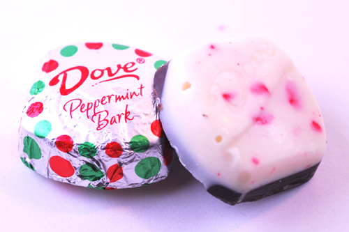Dove Peppermint Bark | by princess_of_llyr