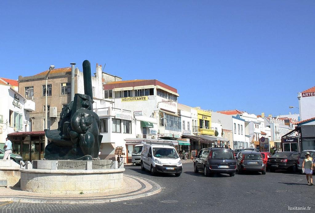 Place proche du port