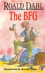 The BFG by Roald Dahl | by The Woman in the Woods
