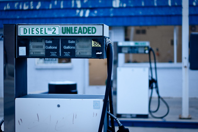 52. Diesel or Unleaded?