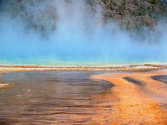 Grand Prismatic Spring | by oz_lightning