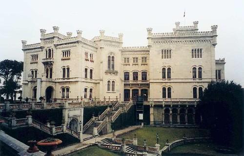 Castillo De Miramar Trieste 3 Eutop 205 A M 201 Xico Flickr